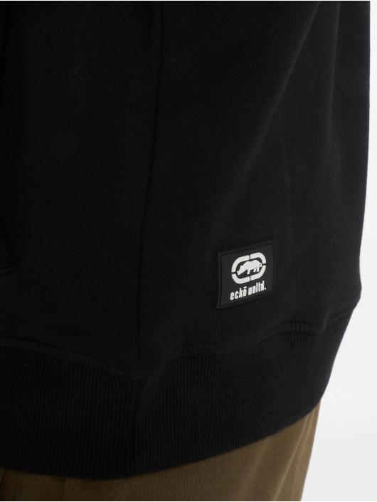Ecko Unltd. Pullover Clovis schwarz