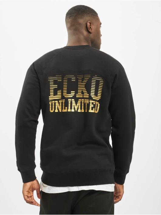 Ecko Unltd. Pullover Hyde schwarz