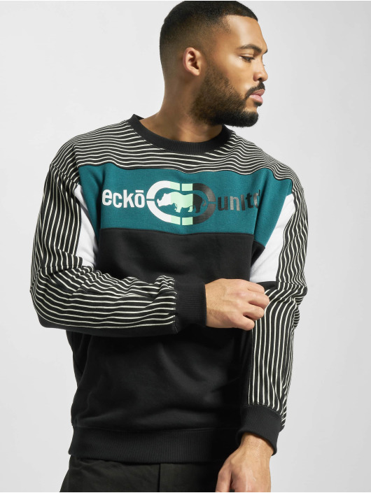 Ecko Unltd. Pullover Crains schwarz