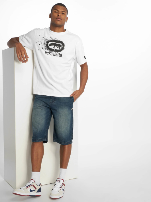 Ecko Unltd. Shorts Glenwood blau