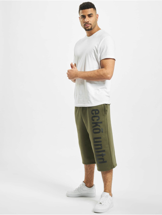 Ecko Unltd. Shorts 2 Face oliven
