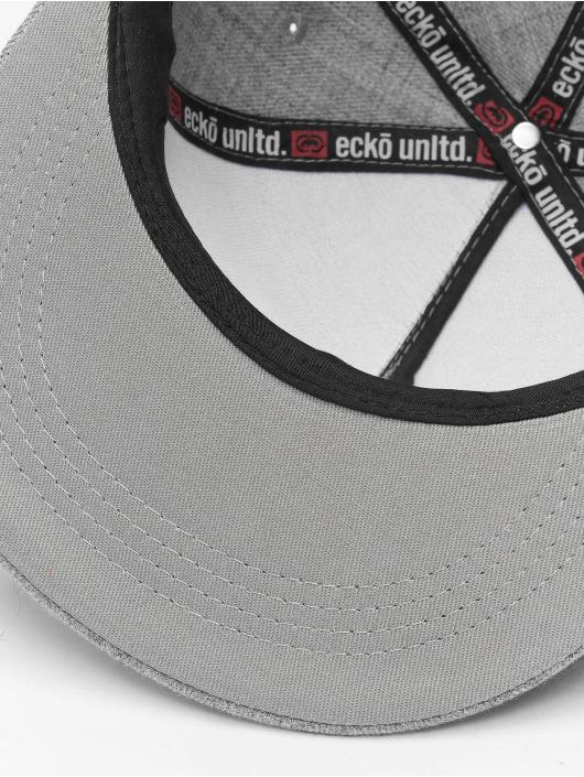 Ecko Unltd. Snapback Cap Base grau