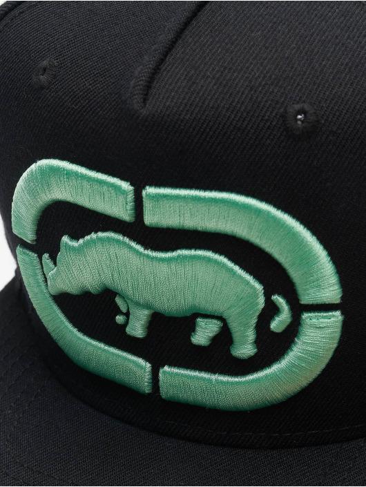 Ecko Unltd. Snapback Cap Base schwarz