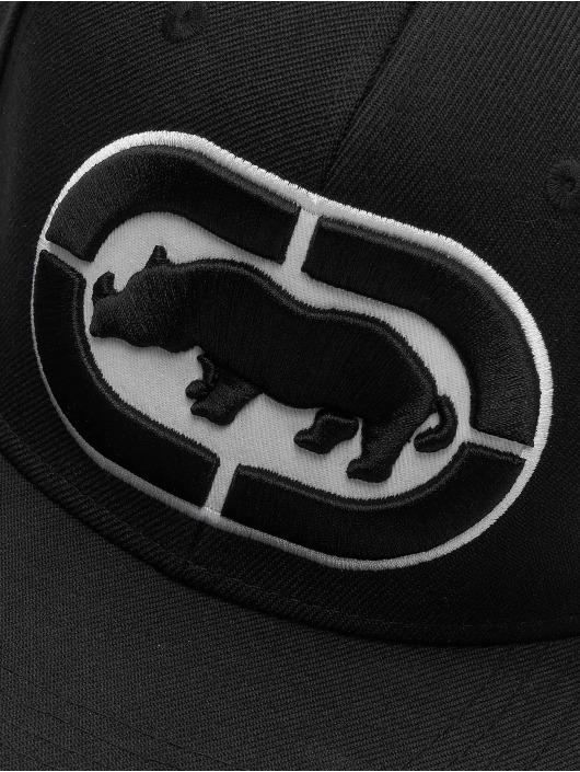 Ecko Unltd. Snapback Caps Hidden Hills czarny