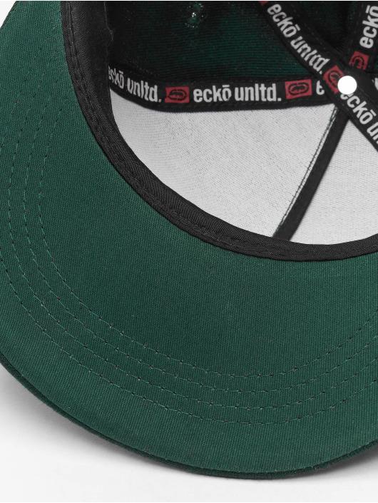 Ecko Unltd. Snapback Base zelená