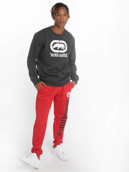 Ecko Unltd. Spodnie do joggingu 2Face czerwony