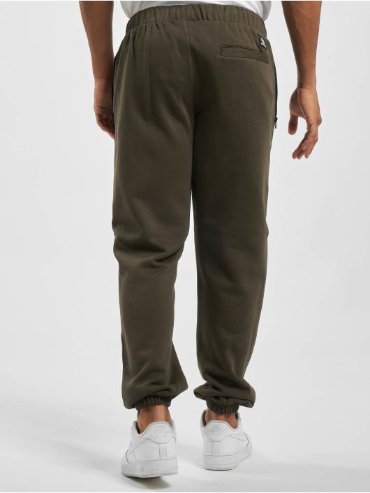 Ecko Unltd. Spodnie do joggingu John Rhino oliwkowy