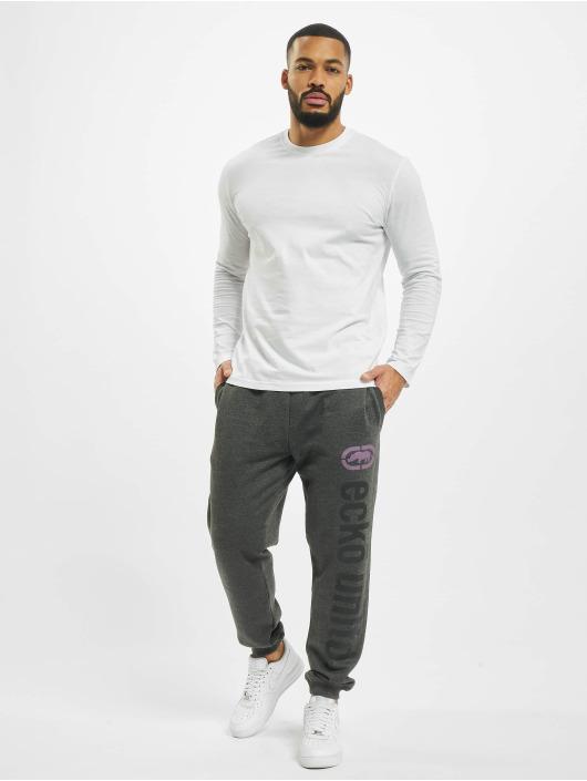 Ecko Unltd. Spodnie do joggingu 2Face szary