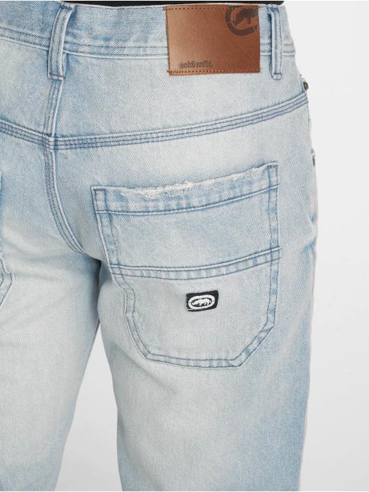 Ecko Unltd. Straight Fit Jeans Mission Rd blå