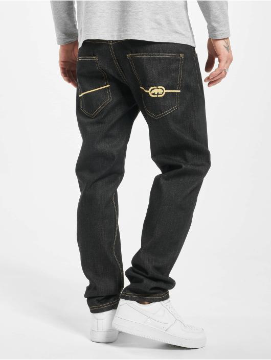 Ecko Unltd. Straight Fit Jeans Bour Bonstreet schwarz