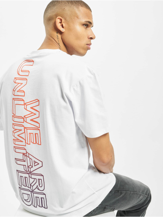 Ecko Unltd. T-shirt Luray bianco