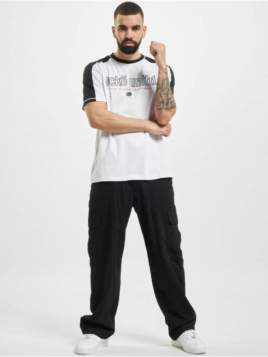 Ecko Unltd. T-Shirt De Long blanc