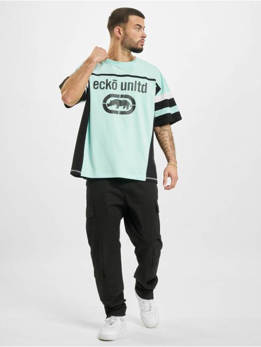 Ecko Unltd. T-Shirt Tike blau