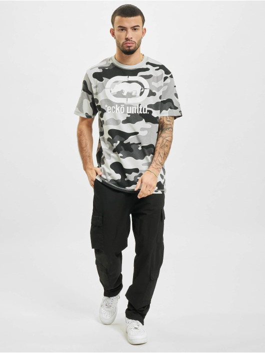 Ecko Unltd. T-Shirt John Rhino camouflage