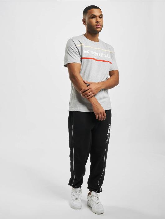 Ecko Unltd. T-Shirt Boort grau