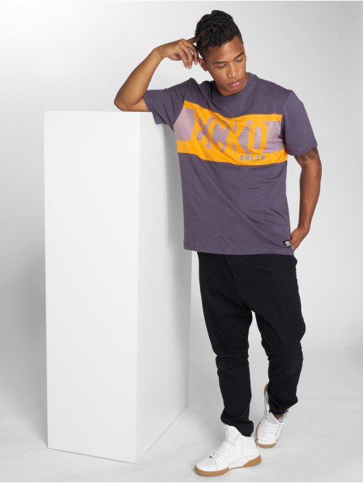 Ecko Unltd. t-shirt Square72 grijs