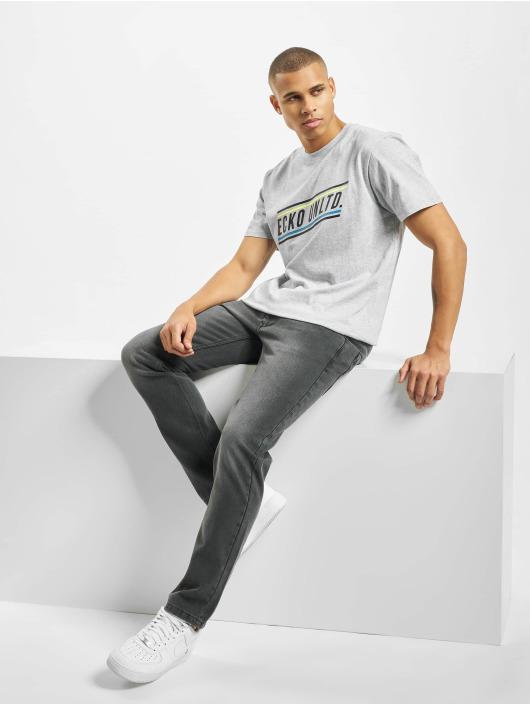 Ecko Unltd. t-shirt Carlton grijs