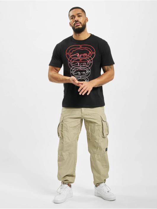 Ecko Unltd. T-shirt Broome nero