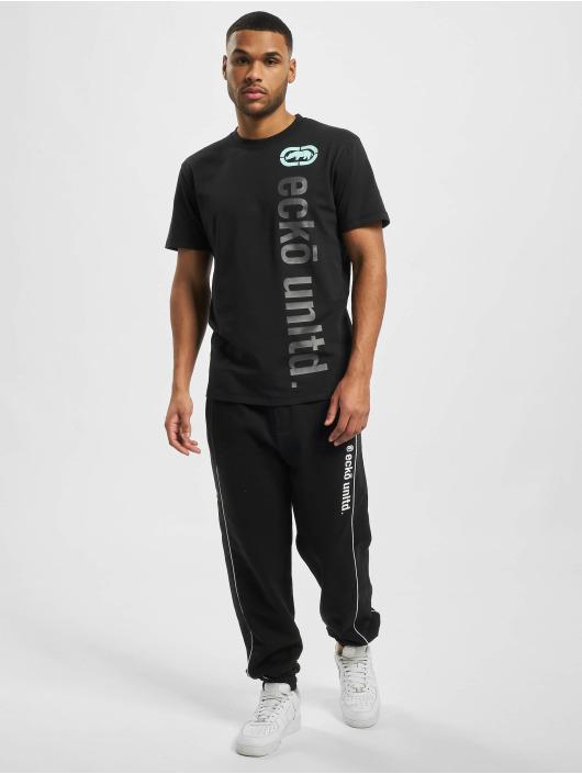 Ecko Unltd. T-Shirt 2 Face noir