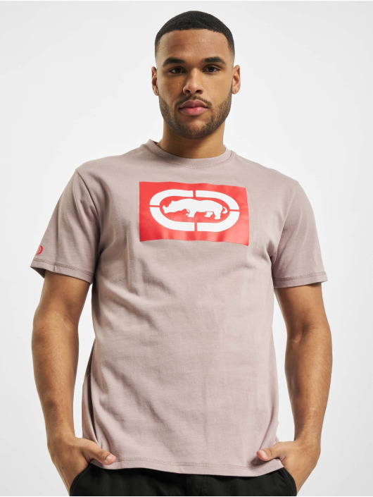 Ecko Unltd. T-Shirt Base pourpre