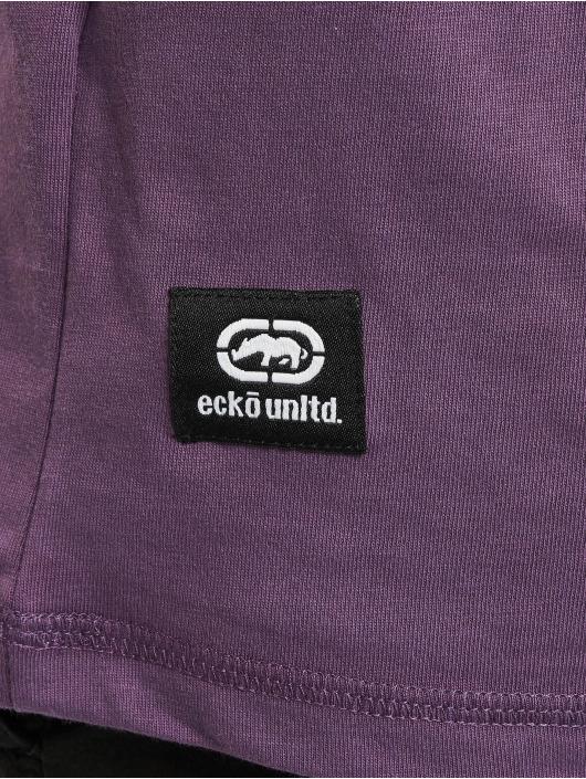 Ecko Unltd. T-Shirt John Rhino purple