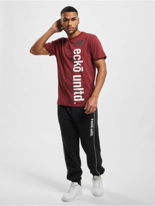 Ecko Unltd. T-Shirt 2 Face rouge