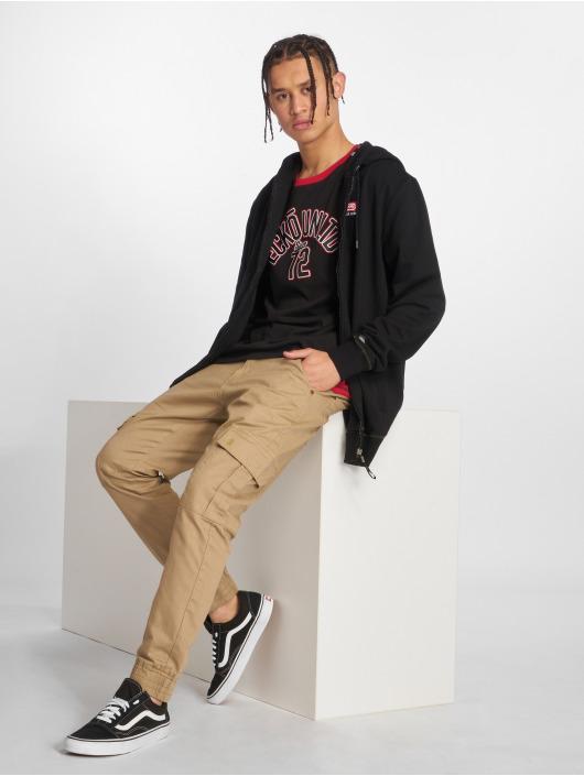 Ecko Unltd. T-Shirt North Redondo schwarz