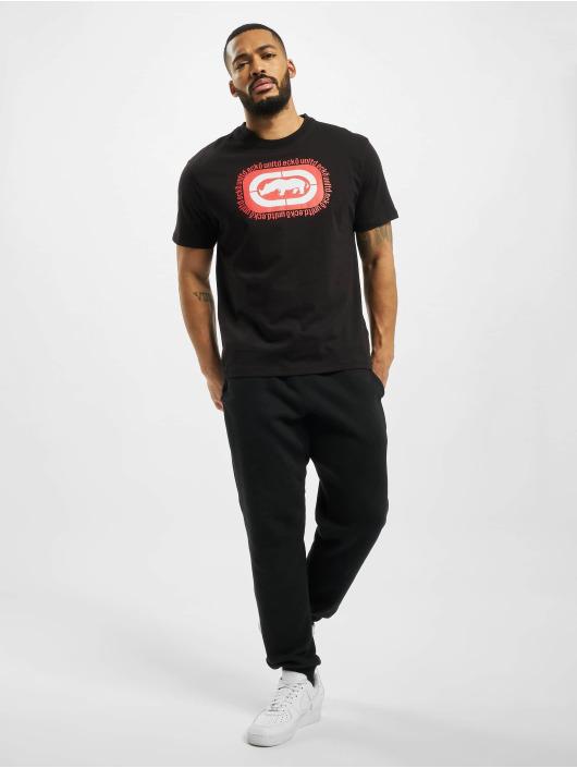 Ecko Unltd. T-Shirt Fitzroy schwarz