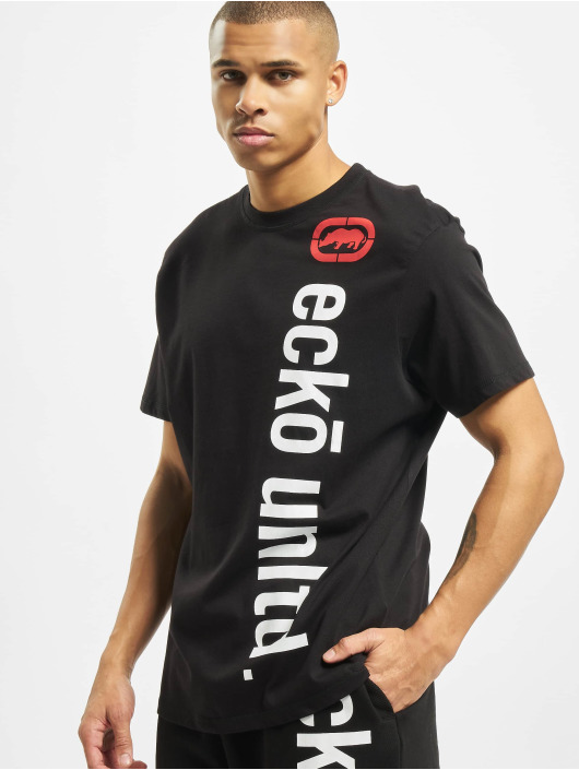 Ecko Unltd. T-Shirt 2 Face schwarz