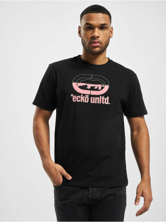 Ecko Unltd. T-Shirt Ec Ko schwarz