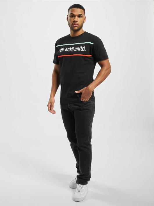 Ecko Unltd. T-Shirt Boort schwarz