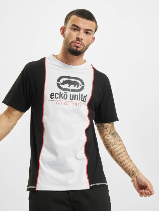 Ecko Unltd. T-Shirt Charlton schwarz