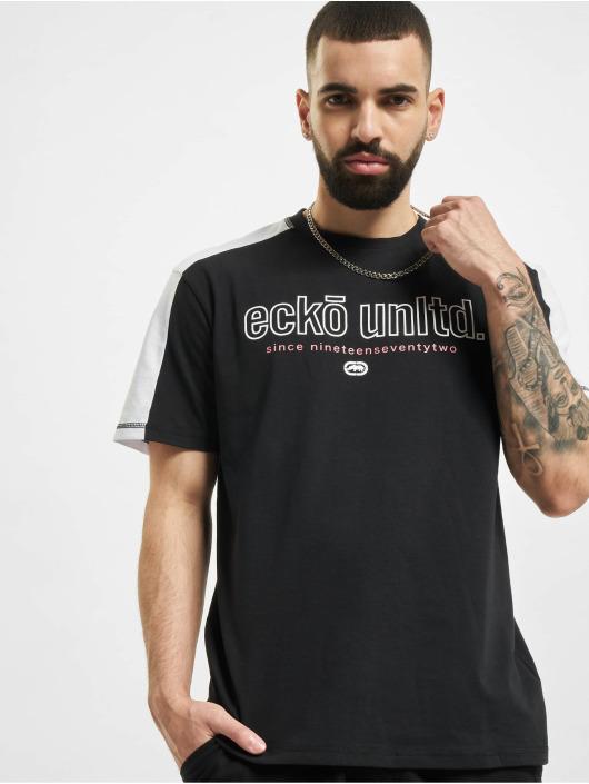 Ecko Unltd. T-Shirt De Long schwarz
