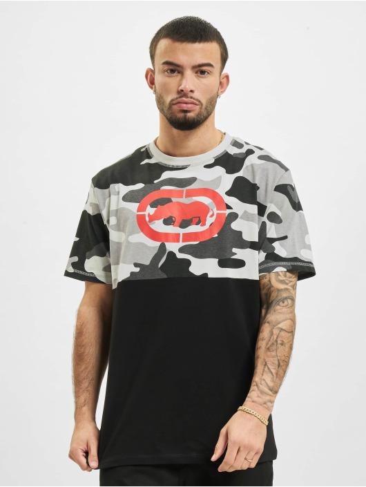 Ecko Unltd. T-Shirt Fiftry schwarz
