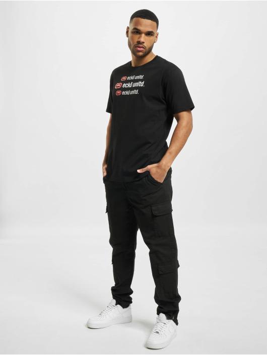 Ecko Unltd. T-Shirt Wilson schwarz