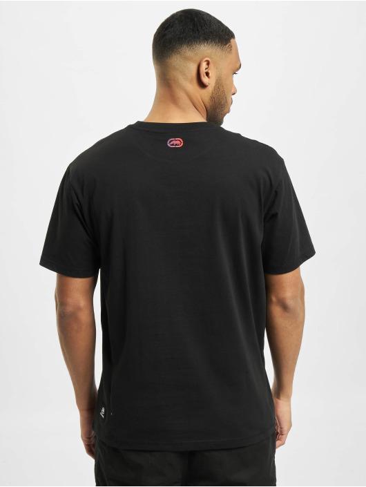 Ecko Unltd. T-Shirt Vista schwarz