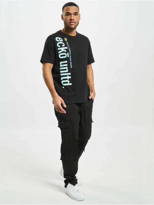 Ecko Unltd. T-Shirt Max schwarz