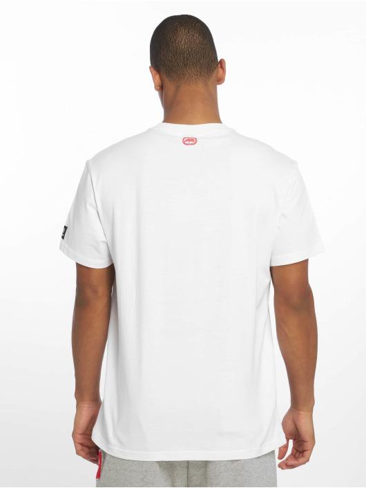 Ecko Unltd. T-Shirt Lego and Rhino weiß