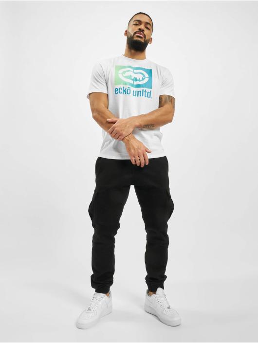 Ecko Unltd. T-Shirt Perth weiß