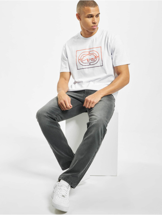 Ecko Unltd. T-Shirt Luray weiß