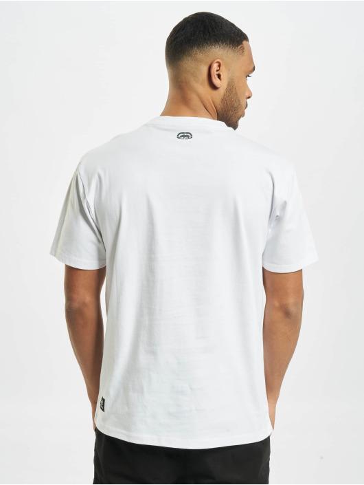 Ecko Unltd. T-Shirt San Jose weiß