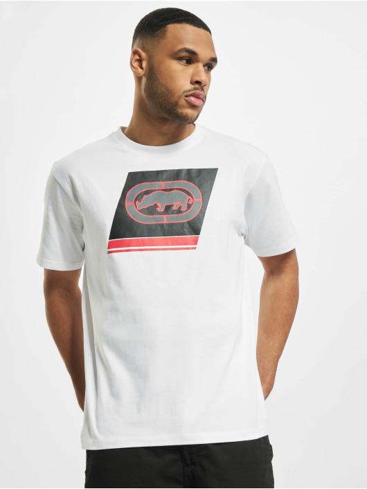 Ecko Unltd. T-Shirt Risel weiß