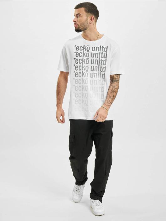 Ecko Unltd. T-Shirt Bruce weiß