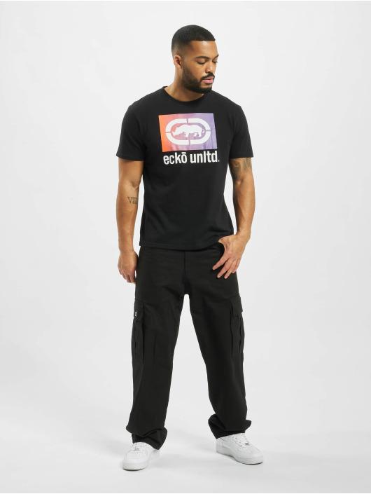 Ecko Unltd. t-shirt Perth zwart