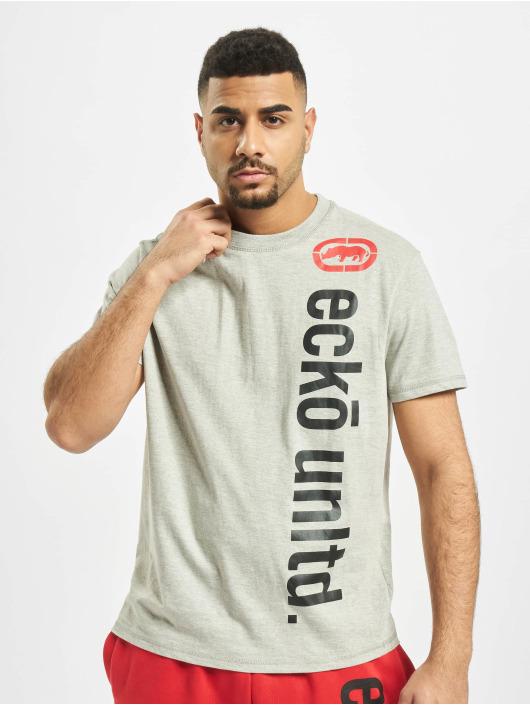 Ecko Unltd. T-shirts 2 Face grå