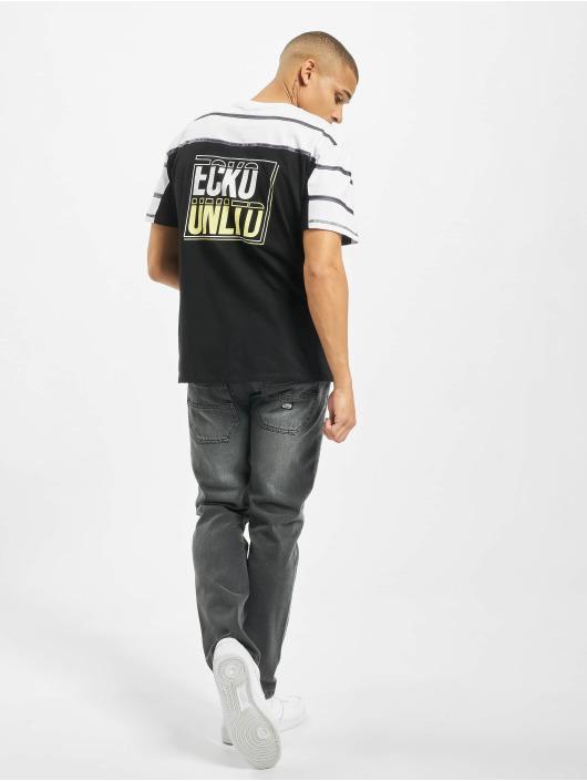 Ecko Unltd. T-Shirty Granby czarny