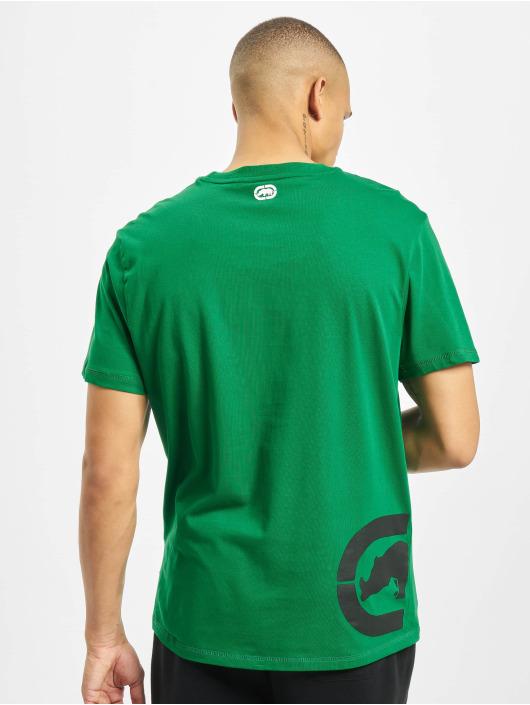 Ecko Unltd. T-Shirty 2 Face zielony