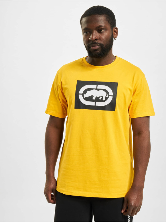 Ecko Unltd. T-Shirty Base zólty