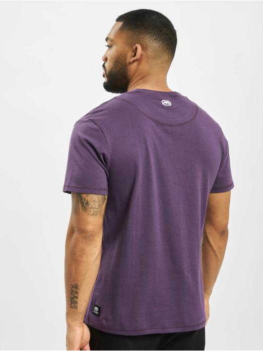 Ecko Unltd. T-skjorter Ruby lilla