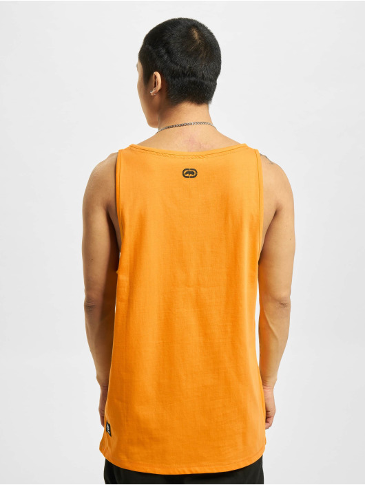 Ecko Unltd. Tank Tops Base yellow